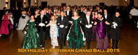 SDI Holiday Victorian Grand Ball 2015