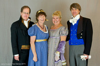 Jane Austen Tea Dance 2015